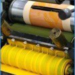 flexo print-unit yellow ink