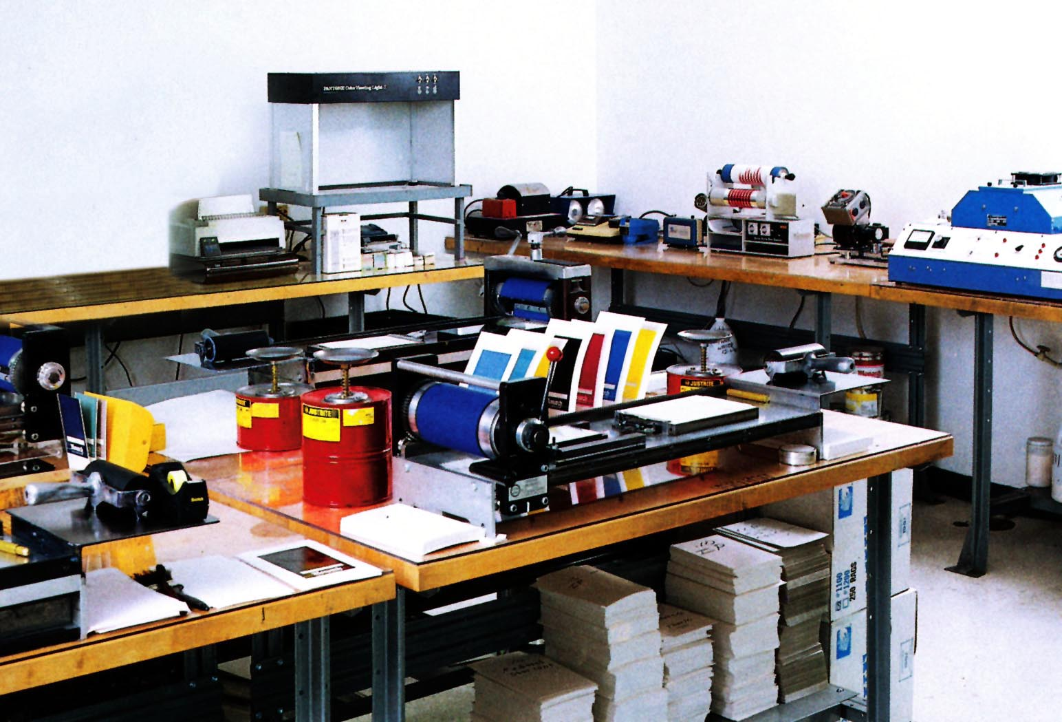 speciality printing inks
